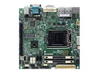 Supermicro X10SLV - Motherboard