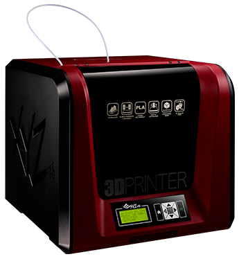 XYZprinting da Vinci Jr. 1.0 Pro Schmelzfadenherstellung (FFF) 3D-Drucker