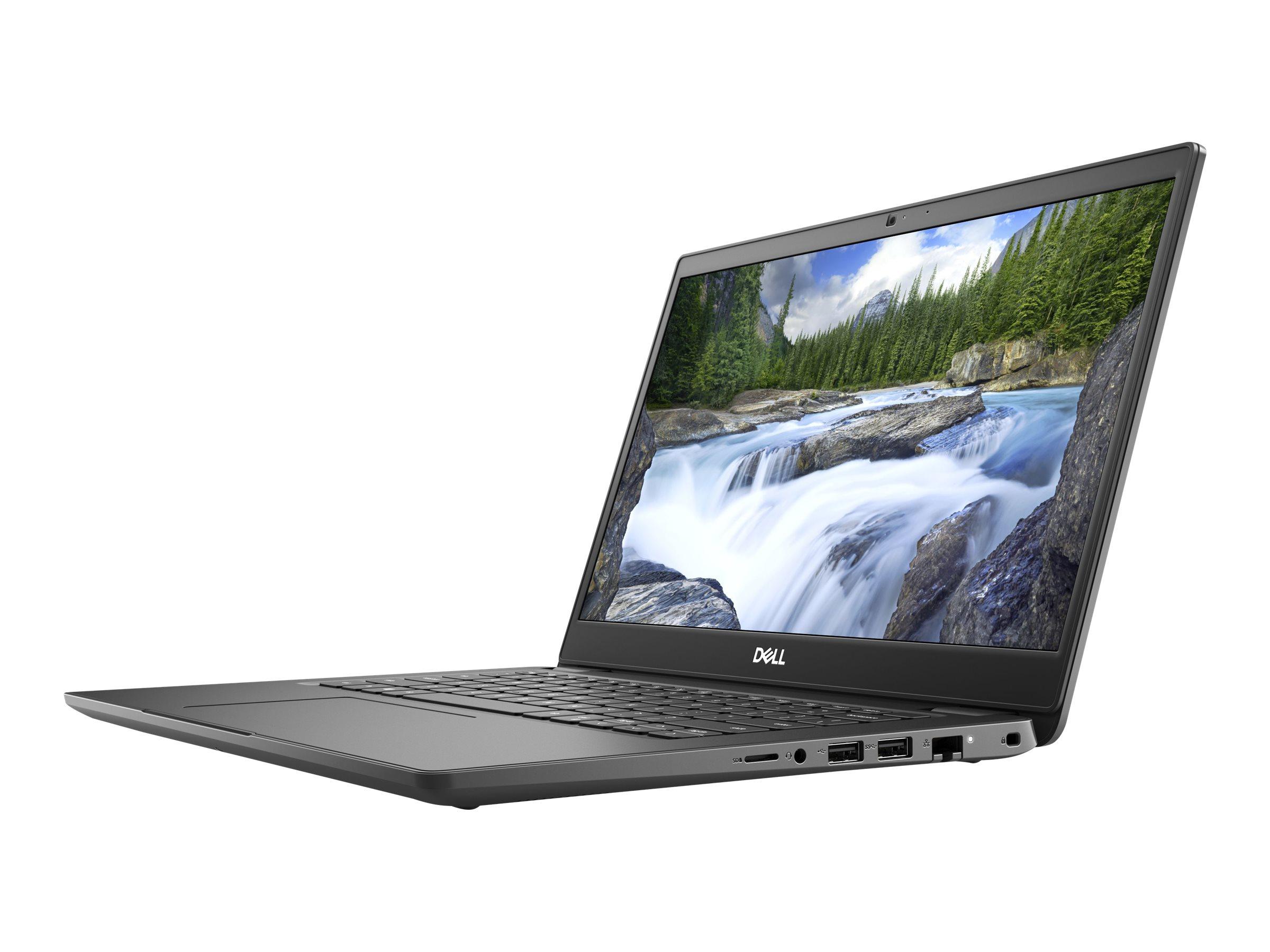 "Dell Latitude 3410 - Core i3 10110U / 2.1 GHz - Win 10 Pro 64-Bit - 8 GB RAM - 256 GB SSD NVMe - 35.56 cm (14"")"