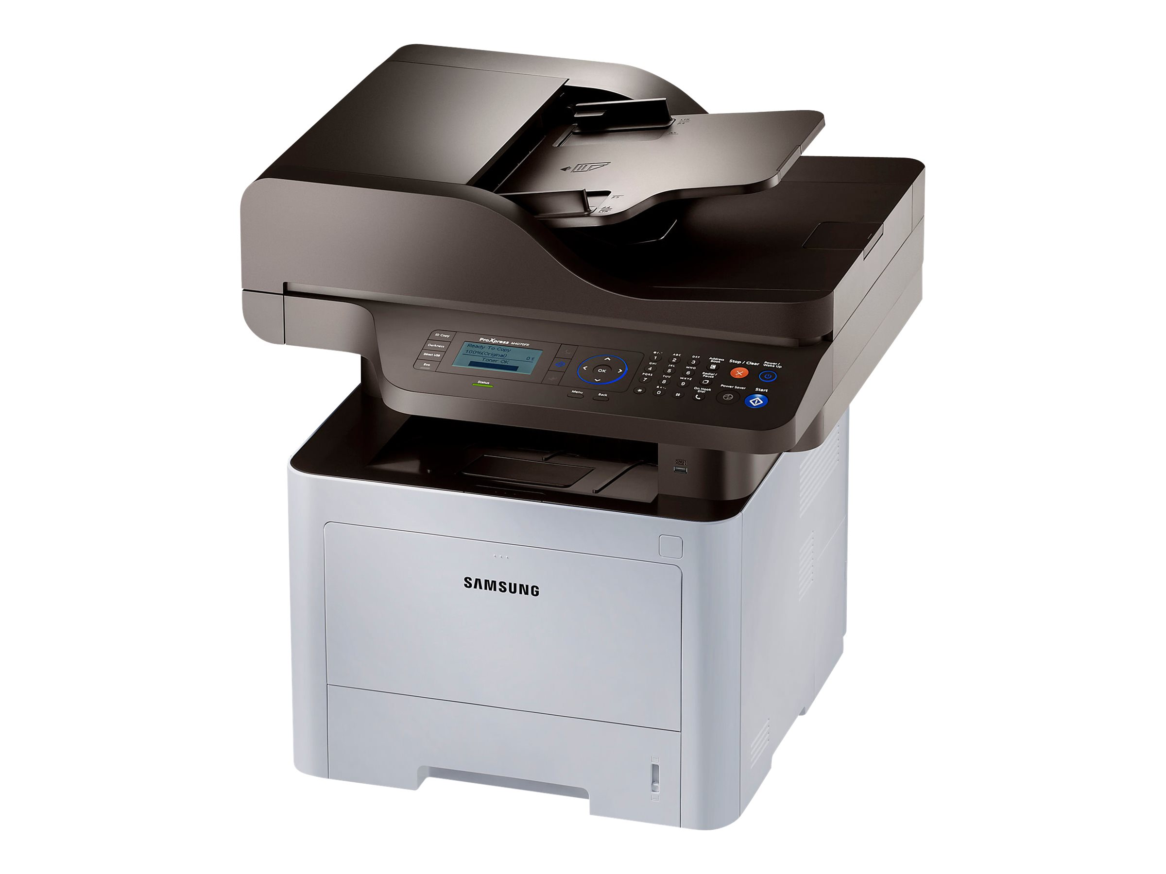 HP Samsung ProXpress SL-M4070FR - Multifunktionsdrucker - s/w - Laser - A4 (210 x 297 mm)