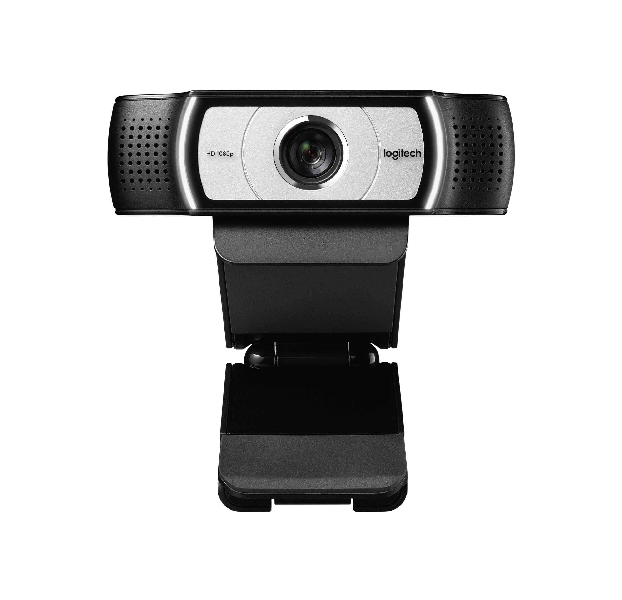 Logitech Webcam C930e 1920 x 1080 Webkamera Fortrådet