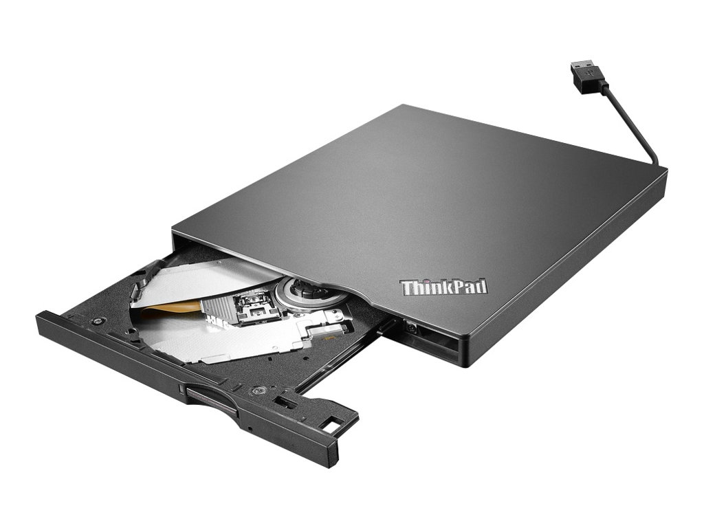 Lenovo ThinkPad UltraSlim USB DVD Burner - Laufwerk - DVD±RW (±R DL)