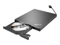 ThinkPad UltraSlim USB DVD Burner Optisches Laufwerk Schwarz DVD±RW
