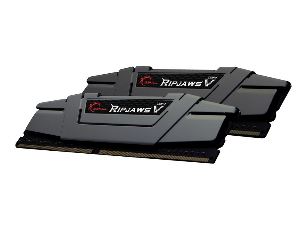 G.Skill Ripjaws V - DDR4 - 16 GB: 2 x 8 GB - DIMM 288-PIN