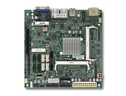 Supermicro X10SBA - Motherboard - Mini-ITX - Intel Celeron J1900