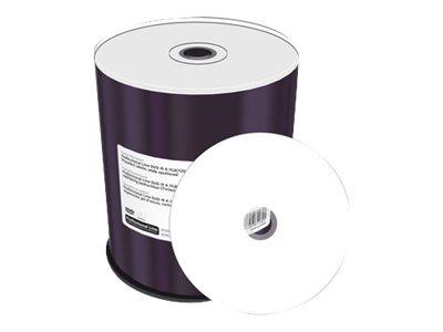 Vorschau: MEDIARANGE Professional Line - 100 x DVD-R - 4.7 GB (120 Min.)