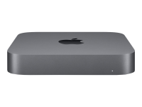 Mac Mini - Thin Client - Core i7 3,2 GHz - RAM: 8 GB DDR4 - HDD: 512 GB - UHD Graphics 600