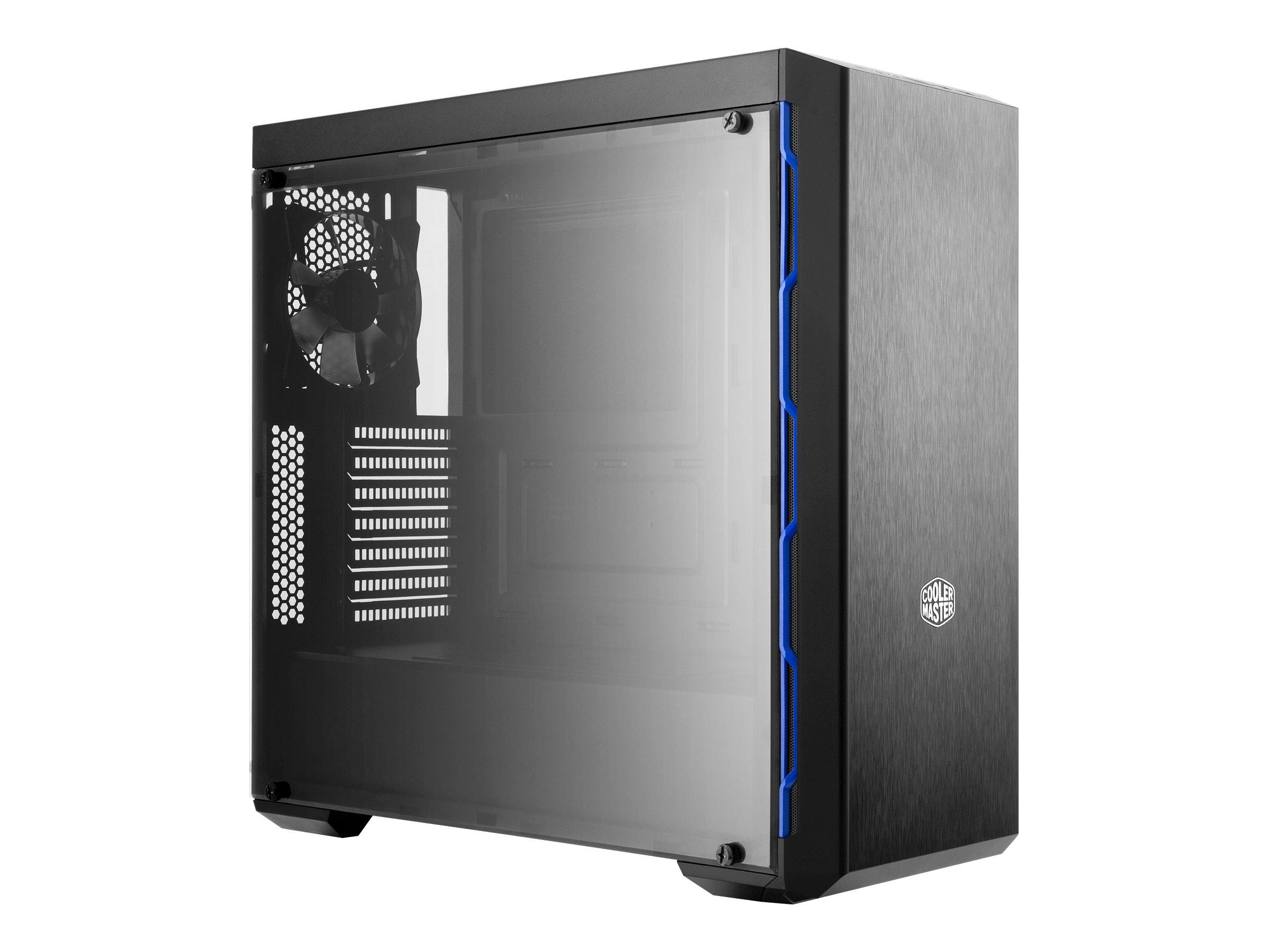 Vorschau: Cooler Master MasterBox MB600L - Tower - ATX - ohne Netzteil (ATX)