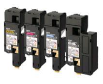 Epson AL-C1700/C1750/CX17-Serie - großvolumige Tonerkassette Magenta - 1.4k