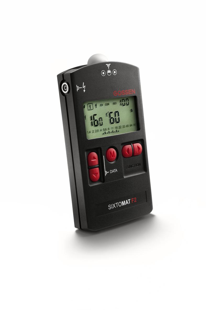 GOSSEN-H264A-Sixtomat-F2-Black-light-meter-LCD-1-x-AA