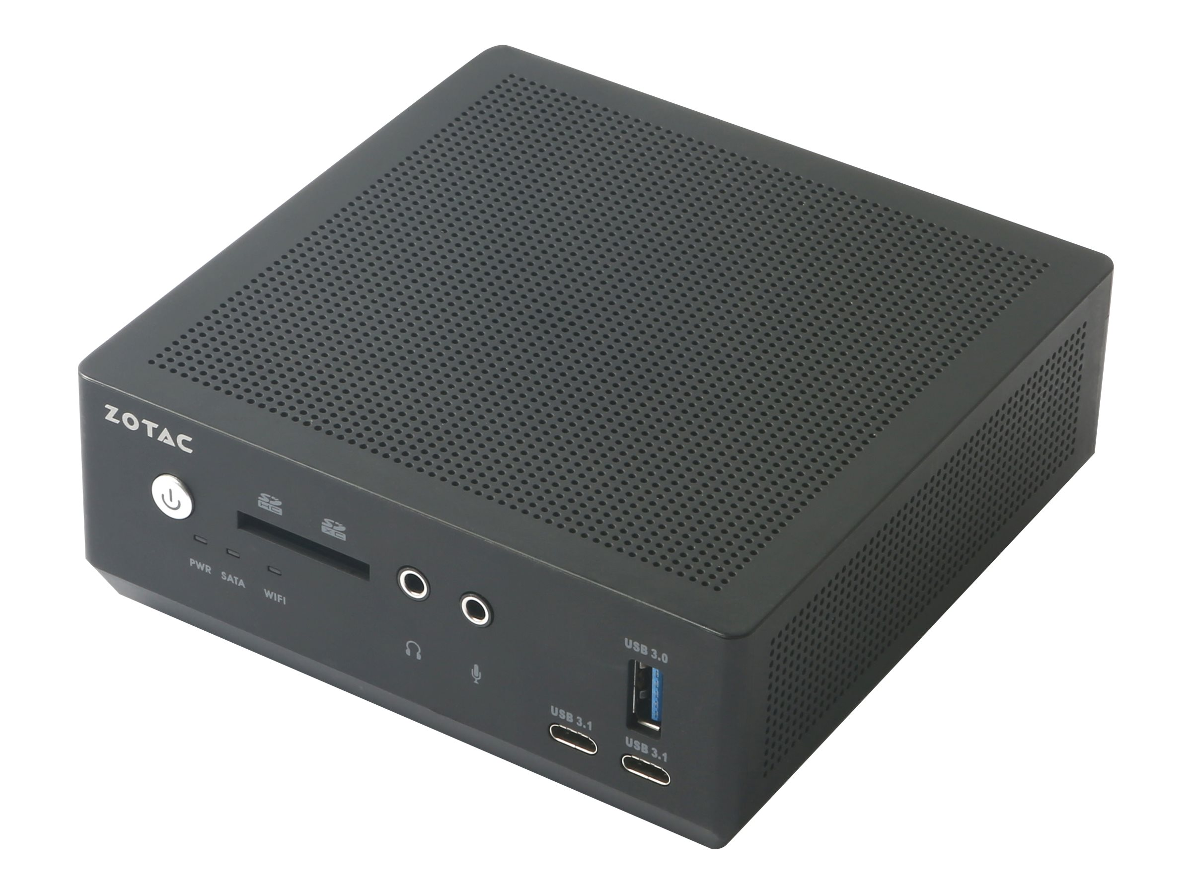 ZOTAC ZBOX M Series MI620 nano - Barebone - Mini-PC