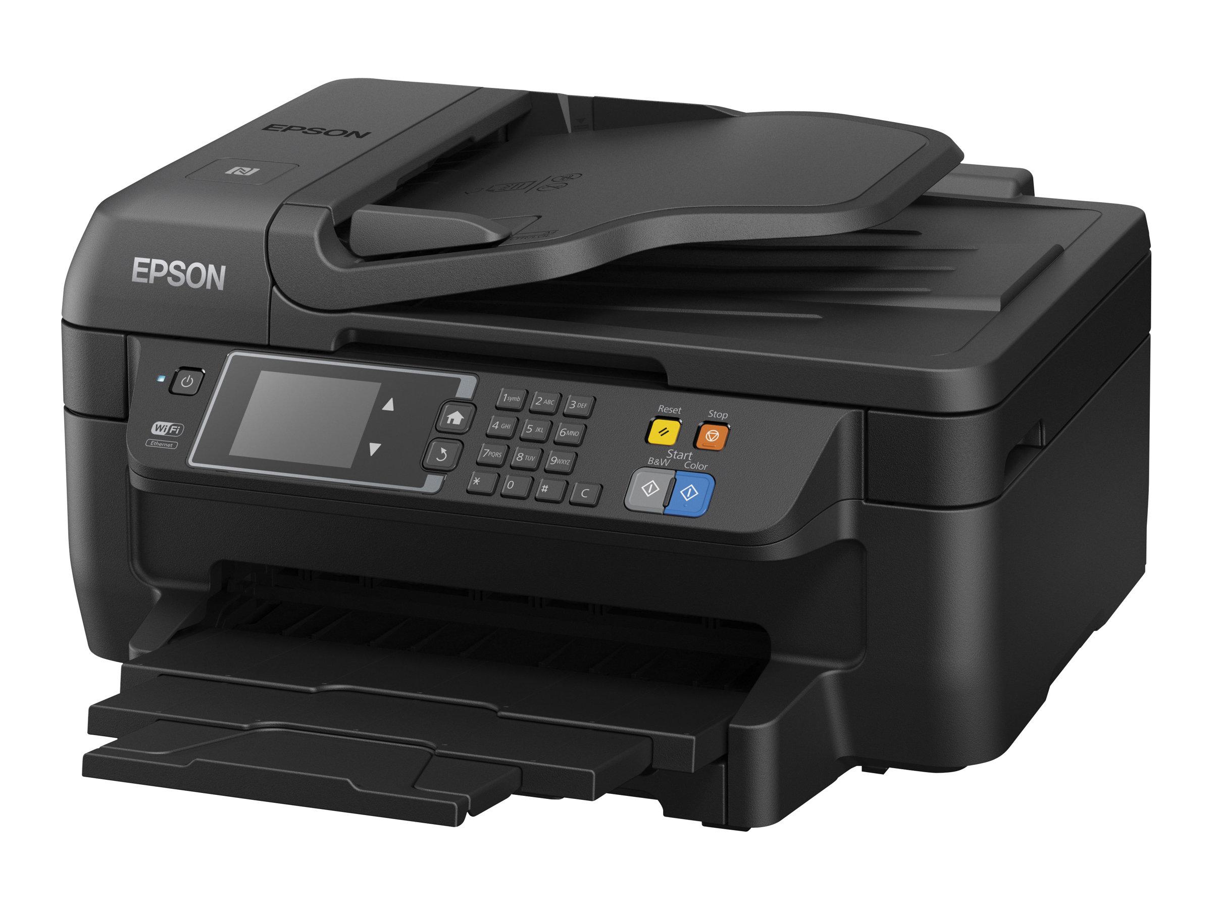 Vorschau: Epson WorkForce WF-2760DWF - Multifunktionsdrucker