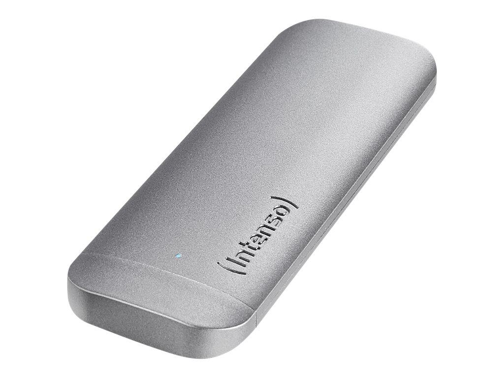 Intenso Business - 250 GB SSD - extern (tragbar) - USB 3.1 Gen 1 (USB-C Steckverbinder)