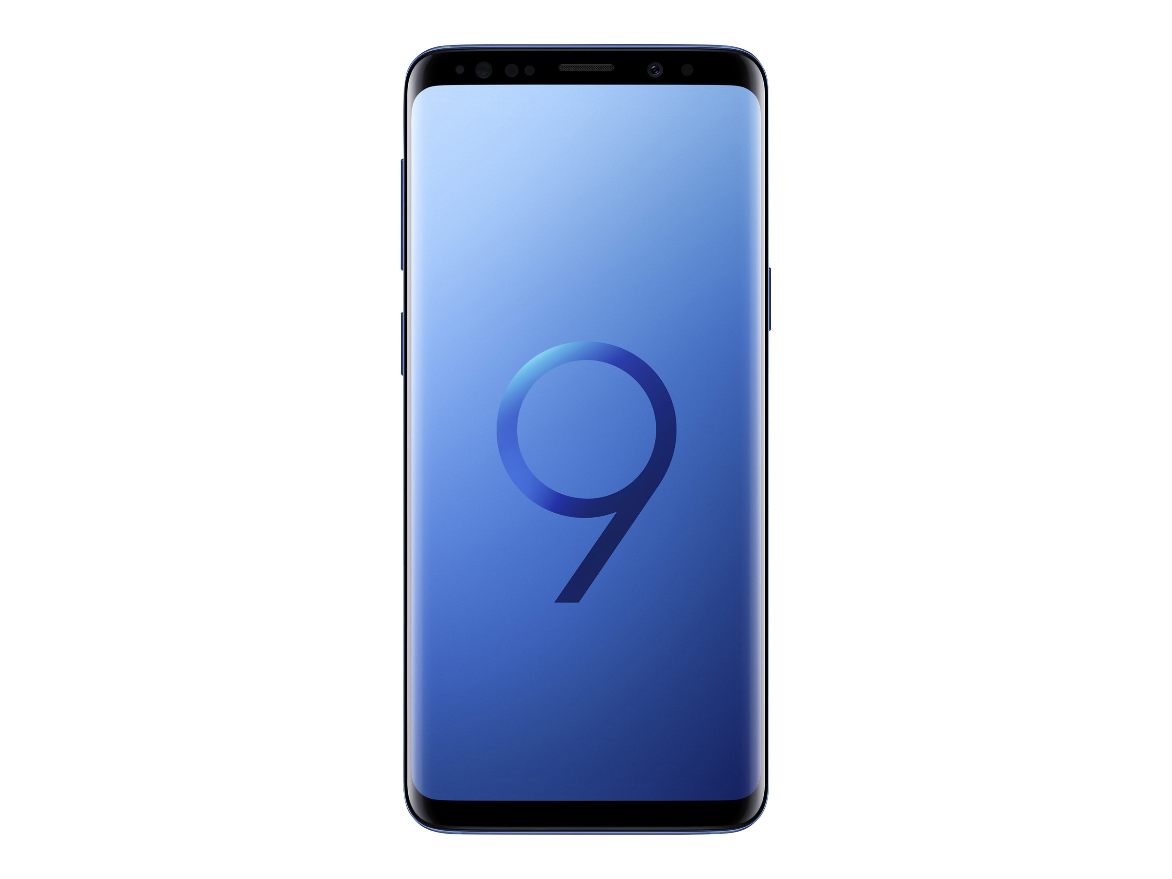 Samsung Galaxy S9 - DUOS - 12 MP 64 GB - Blau