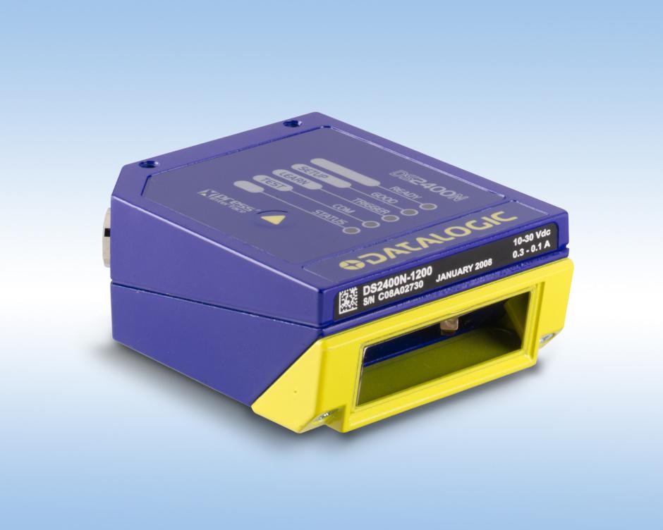 Vorschau: Datalogic DS2400N-0210 Blau - Gelb