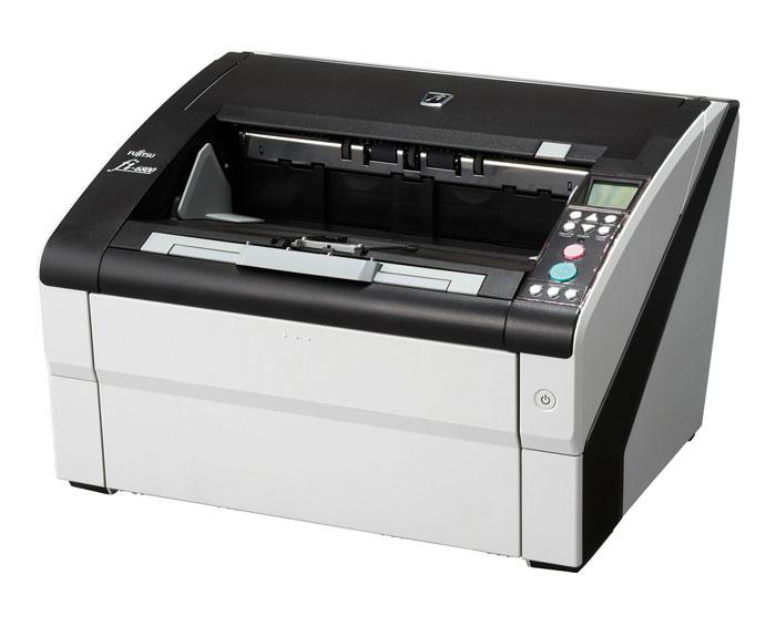 Fujitsu fi-6800 ADF + Manual feed scanner 600 x 600DPI A3 Schwarz - Weiß
