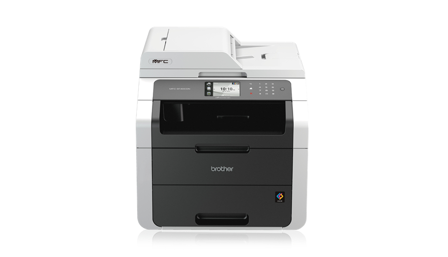 Brother MFC-9142CDN 4 in 1 - Multifunktionsgerät - Laser/LED-Druck