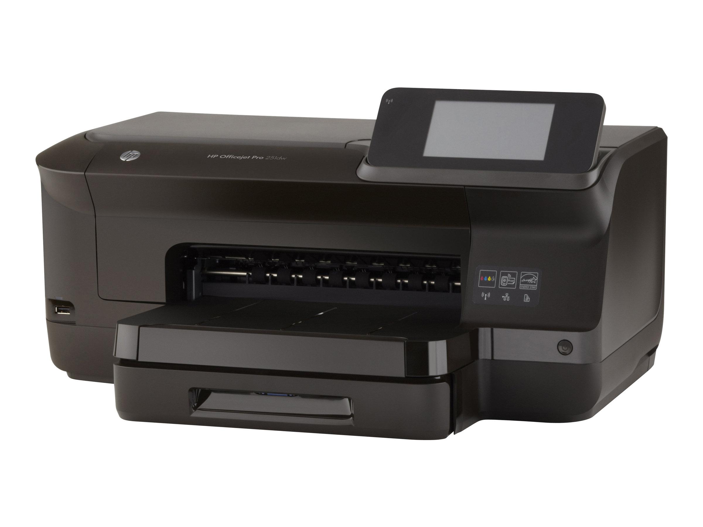 Vorschau: HP Officejet Pro 251DW - Drucker