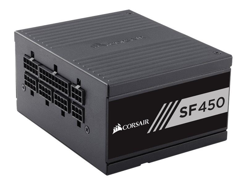 Corsair SF Series SF450 - Netzteil (intern) - ATX12V 2.4/ EPS12V 2.92 / SFX12V