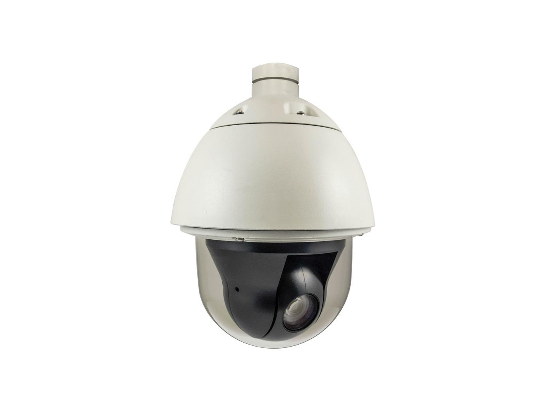 LevelOne PTZ-Dome-Netzwerkkamera - 2 Megapixel - Outdoor - 802.3at PoE+ - Tag/Nacht - 30fachen Optischen Zoom - WDR - IP-Sicherheitskamera - Outdoor - Verkabelt - CE - FCC - ONVIF - IP67 - IK09 - NEMA 4X - Kuppel - Wand