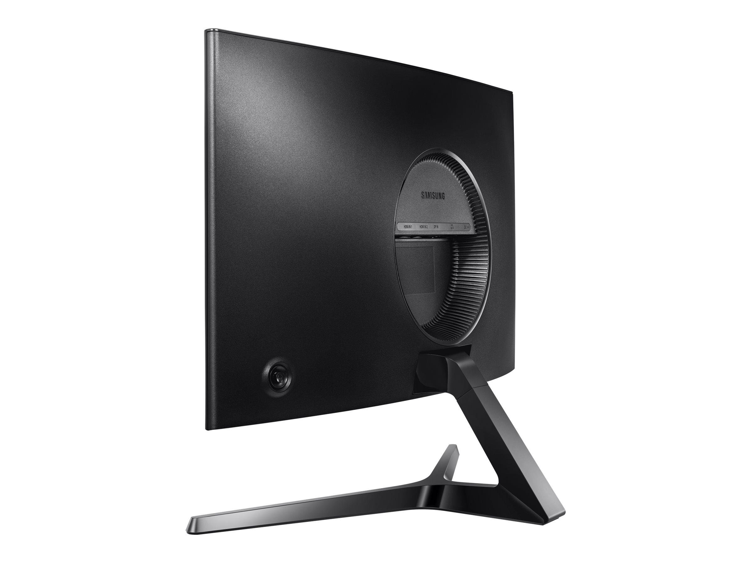 "Samsung Odyssey G5 C24RG54FQR - LED-Monitor - gebogen - 59 cm (24"")"