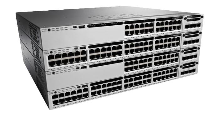 Cisco Catalyst 3850-48T-E Switch (WS-C3850-48T-E)
