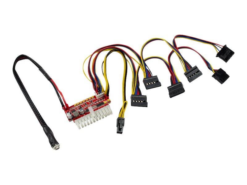 Inter-Tech Mini-ITX PSU 200W NAS DC/DC - Netzteil (intern)