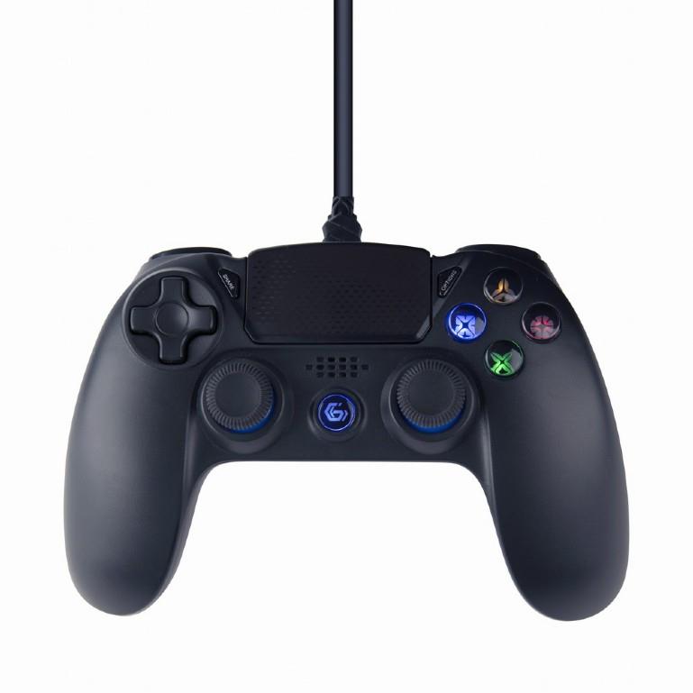 Gembird Vibrations-Controller für PS4/PC Kabelgebunden-USB - Gamepad