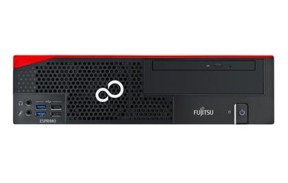 Fujitsu ESPRIMO D756/E90+ - Small Form Factor - 1 x Core i3 6100 / 3.7 GHz