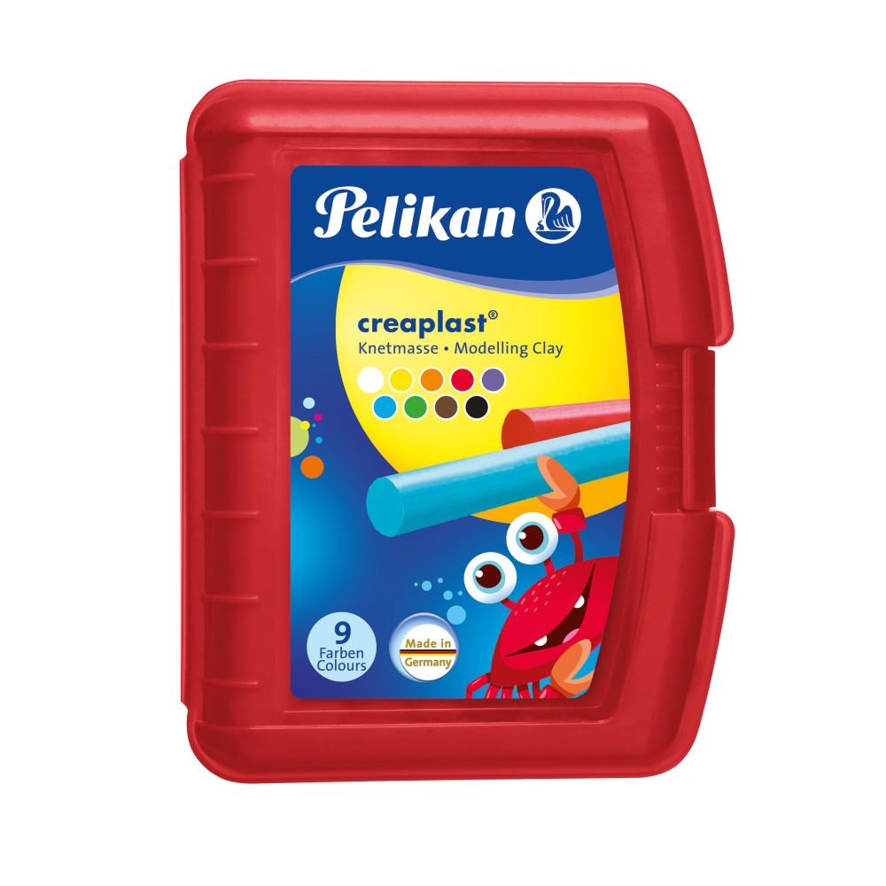 Pelikan 622670 - Knetmasse - Mehrfarben - Kinder - 9 Stück(e) - 9 Farben - 300 g