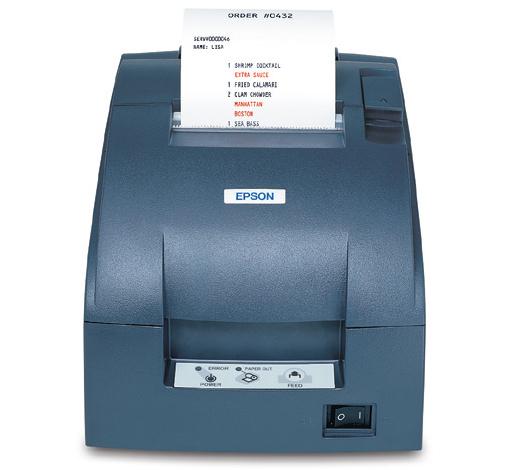 Epson TM-U220B (057A0): USB - PS - EDG