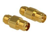 Delock Antennenadapter - SMA (W) bis RP-SMA (W)