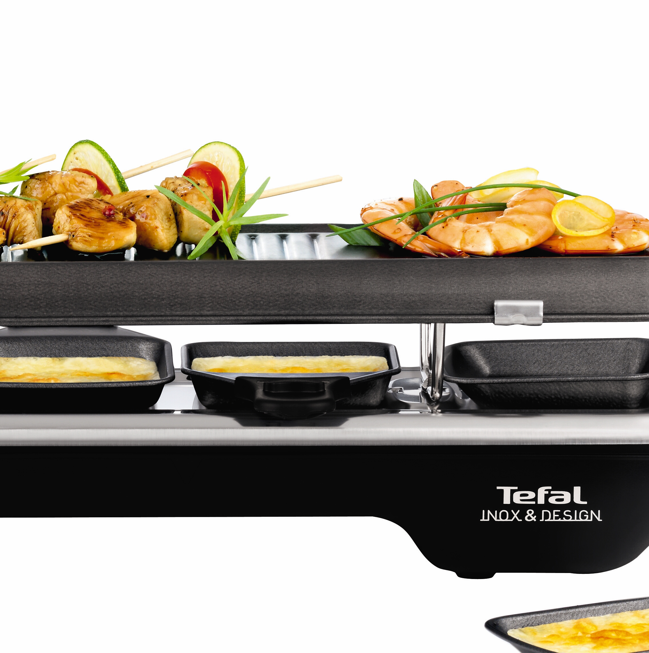 TEFAL-RE5228-Simply-Line-Inox-amp-Design-Black-Stainless-steel-1050-W-Marketing thumbnail 3
