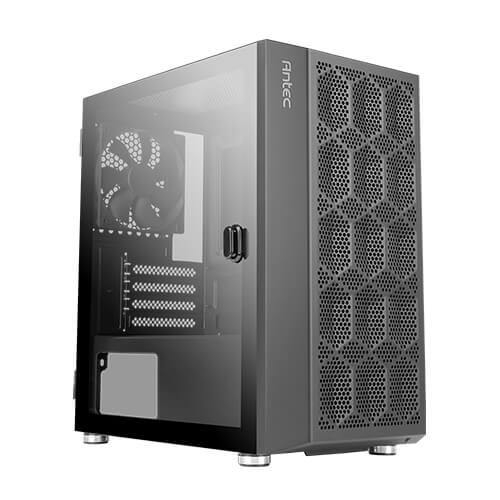 Antec Case Antec Gaming Case NX200M w/o PSU Black Micro ATX MidTw - Gehäuse
