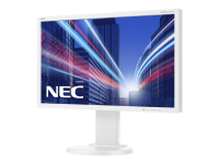 MultiSync E224Wi 21.5Zoll Full HD IPS Weiß Computerbildschirm