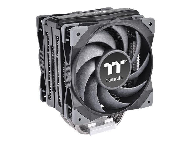 Vorschau: Thermaltake TOUGHAIR 510 - Prozessor-Luftkühler - (für: LGA1156, AM2, AM2+, AM3, LGA1155, AM3+, FM1, FM2, LGA1150, LGA1151, AM4, LGA1200)