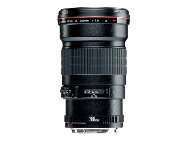 Canon EF - Teleobjektiv - 200 mm - f/2.8 L II USM