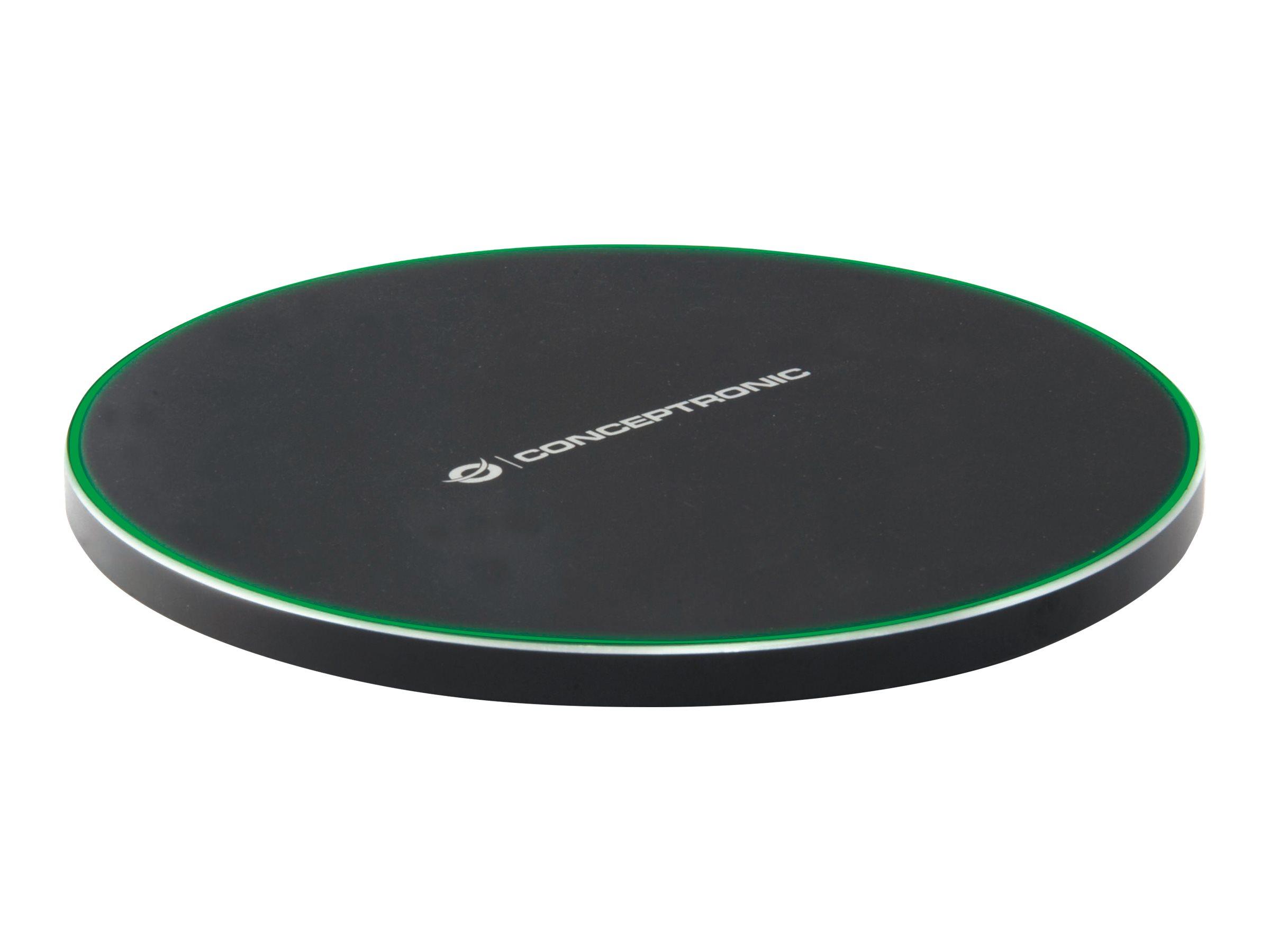 Conceptronic GORGON01B GORGON Wireless Charger