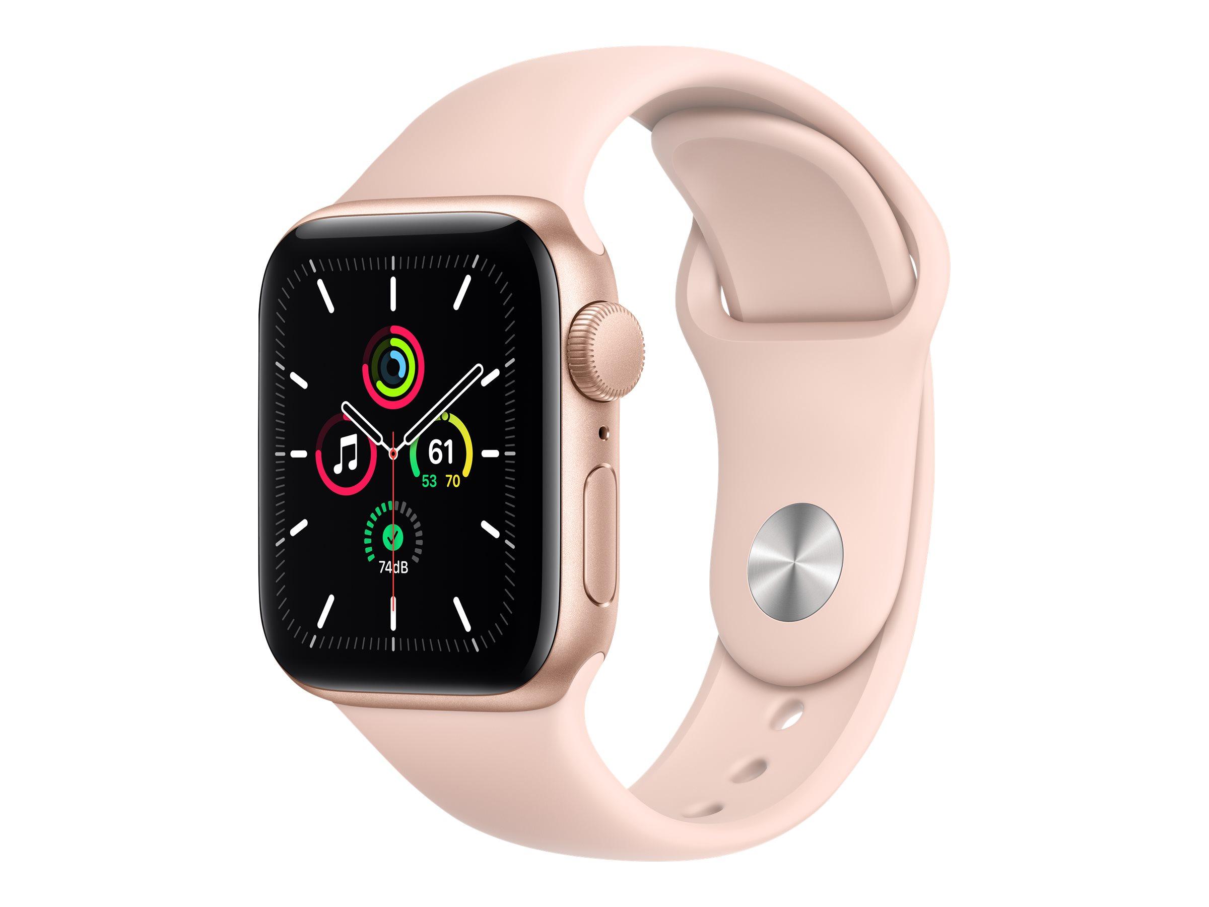 Apple Watch SE (GPS) - 40 mm - Gold Aluminium