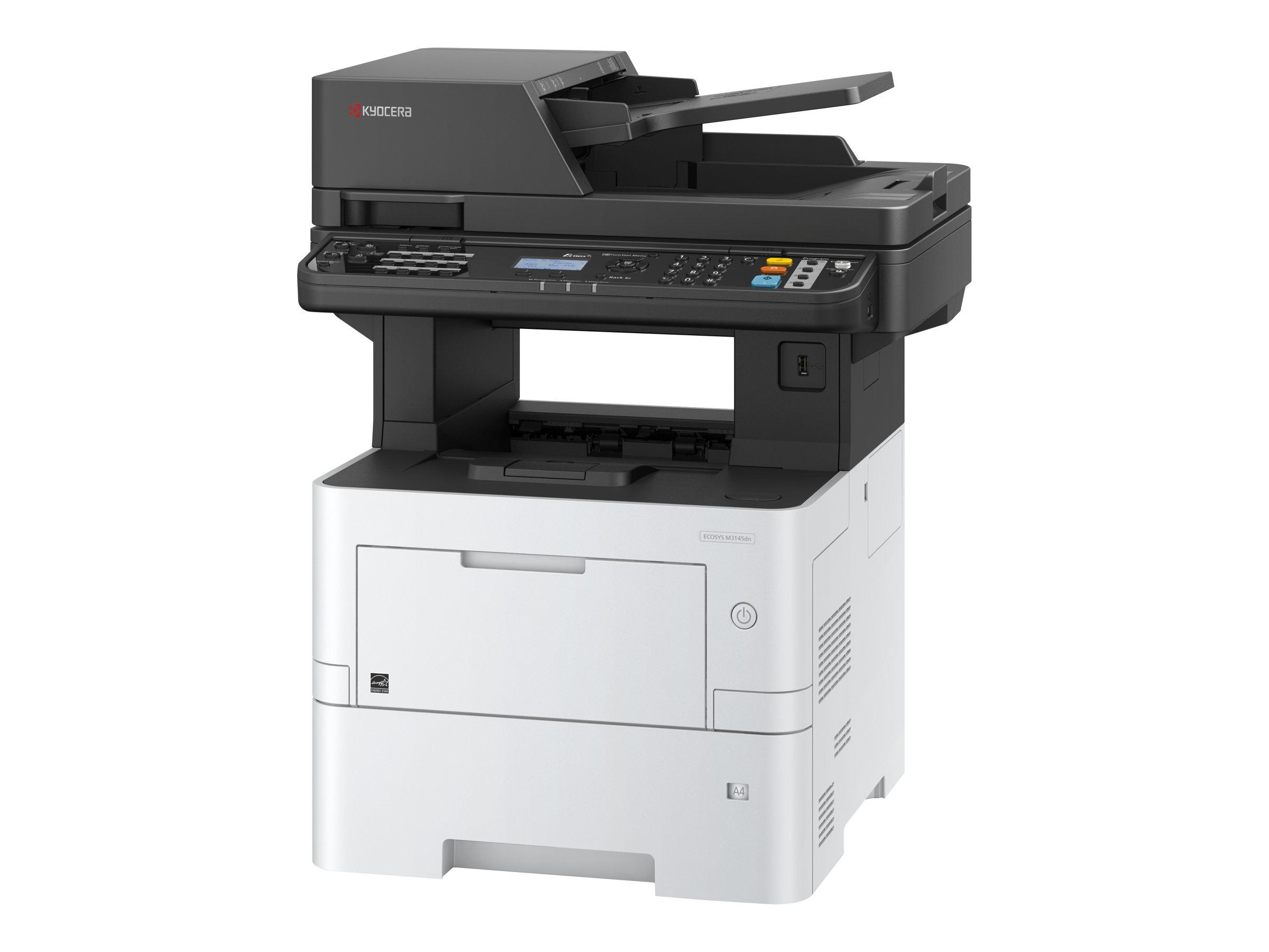 Kyocera ECOSYS M3145DN - Multifunktionsdrucker - s/w - Laser - A4 (210 x 297 mm)