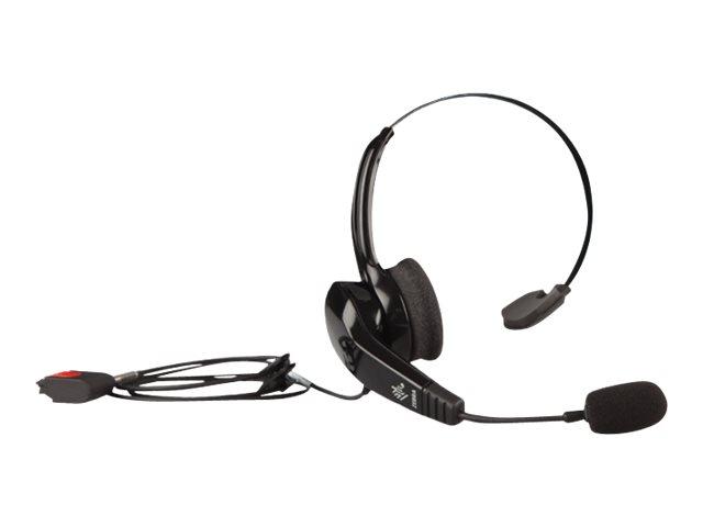 Zebra HS2100 - Left-Ear Variant - Headset - On-Ear