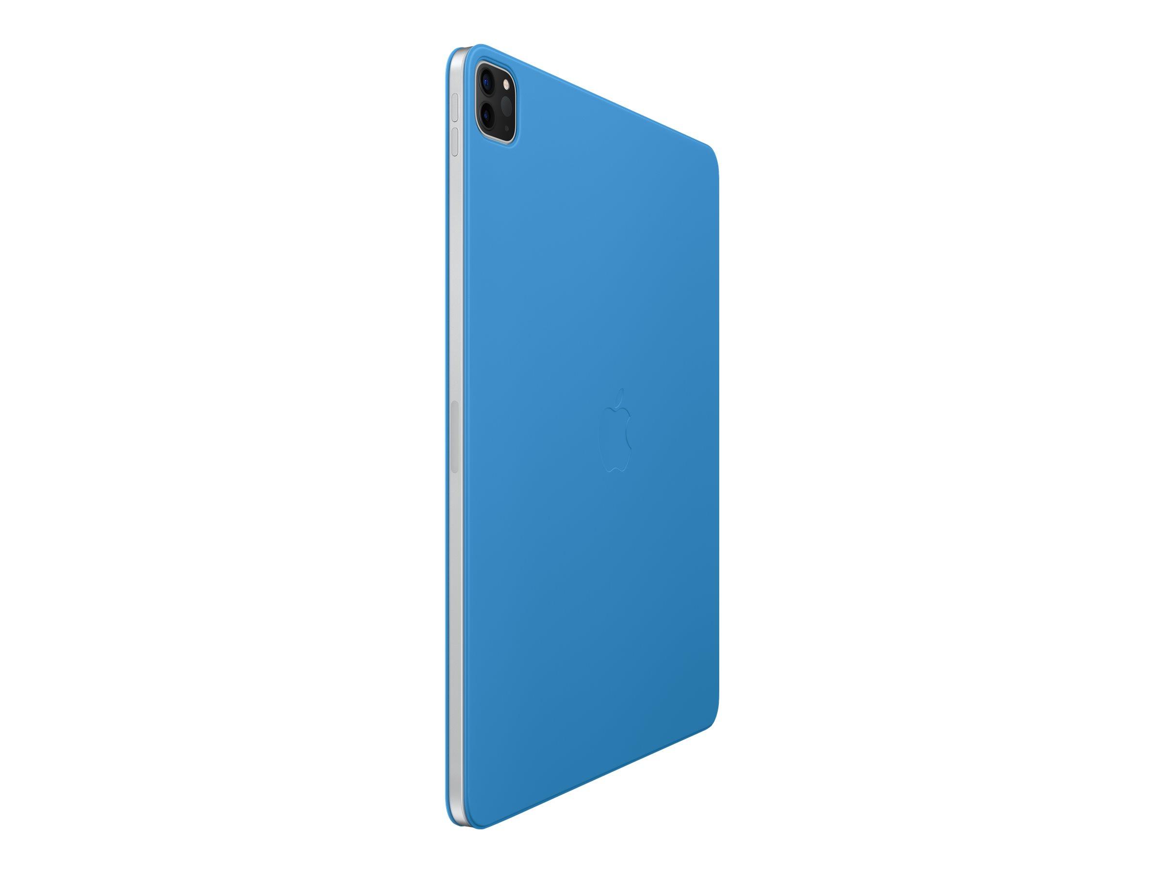 """Apple Smart Folio - Flip-Hülle für Tablet - Polyurethan - Surf Blue - 12.9"""" - für 12.9-inch iPad Pro (3. Generation, 4. Generation)"""