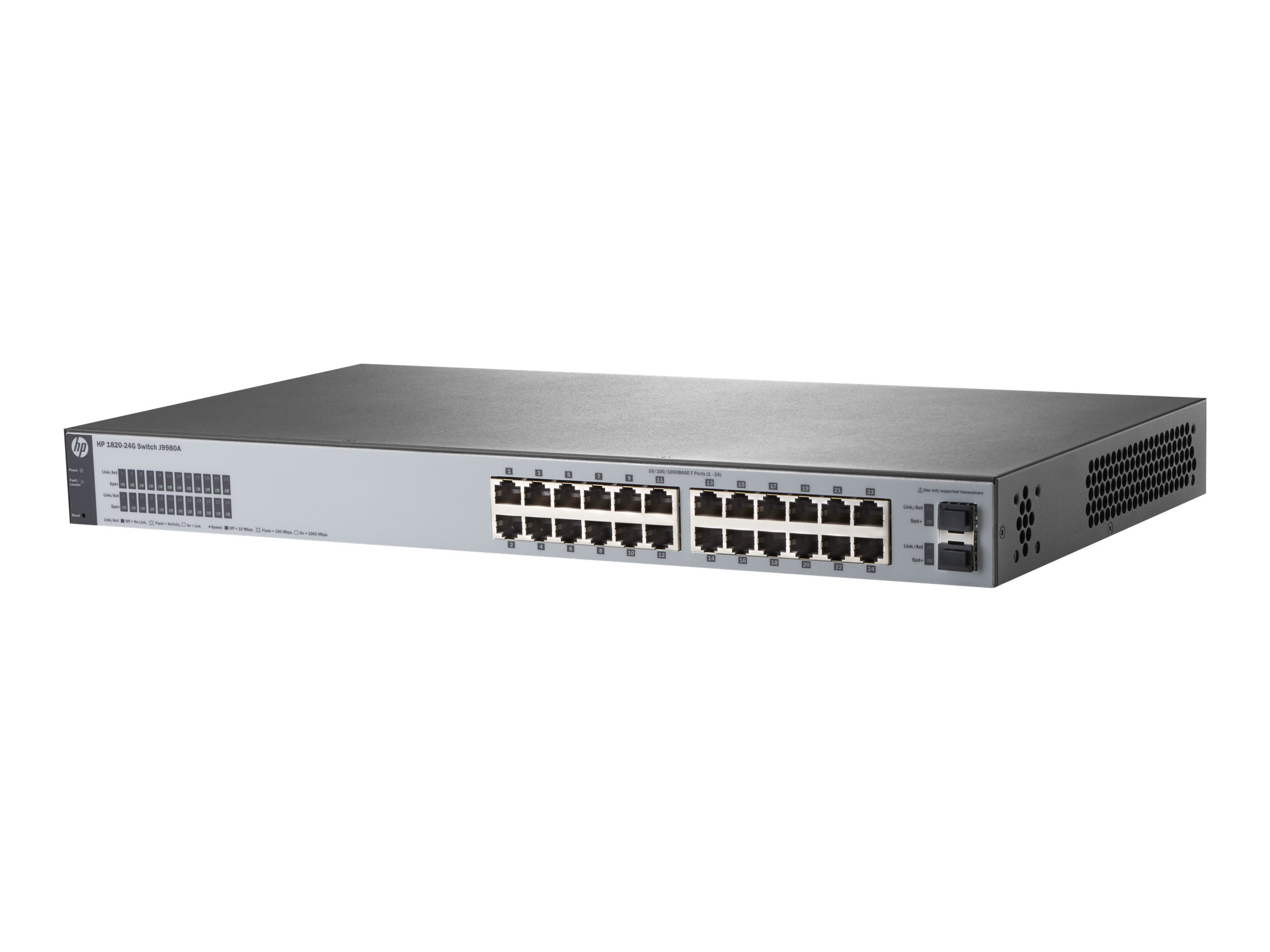 HP Enterprise 1820-24G - Switch - verwaltet