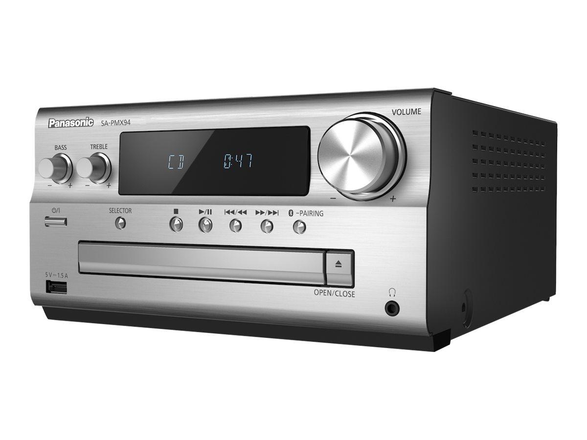 Panasonic SC-PMX94 - Audiosystem - 2 x 60 Watt