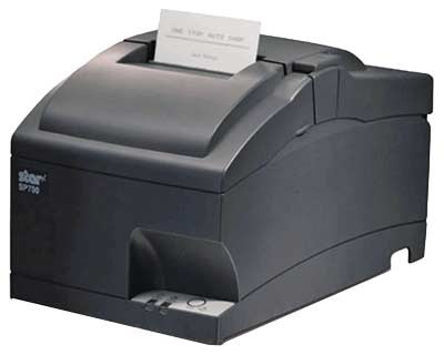 Star Micronics SP742M - Punktmatrix - POS-Drucker - 8,9 lps - 76 mm - 8 KB - 3,18 kg