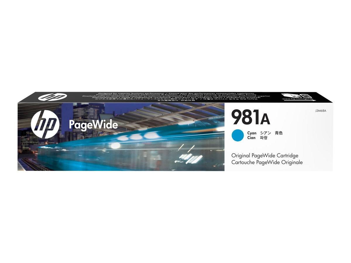 HP Tinte magenta Nr. 981A (J3M69A) ca. 6.000 Seiten