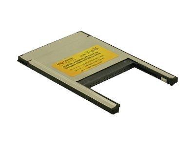 Delock PCMCIA Card Reader 2 in 1 Compact Flash I/II - IBM Microdrive Typ II PC Card - Kartenleser - 2 in 1 (CF I, CF II, Microdrive)