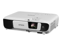 EB-W41 Projector Desktop-Projektor 3600ANSI Lumen 3LCD WXGA (1280x800) Weiß Beamer