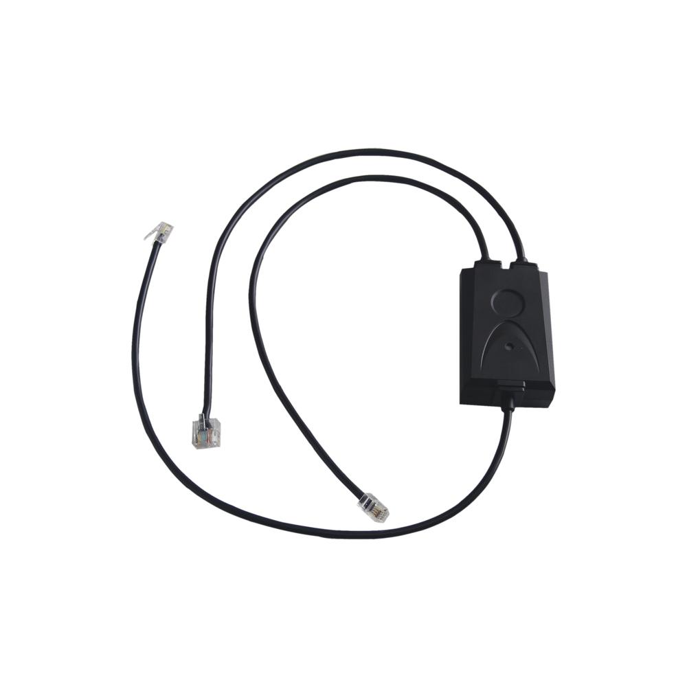 Fanvil EHS20 - Telefon - Verkabelt - Drucktasten - Schwarz