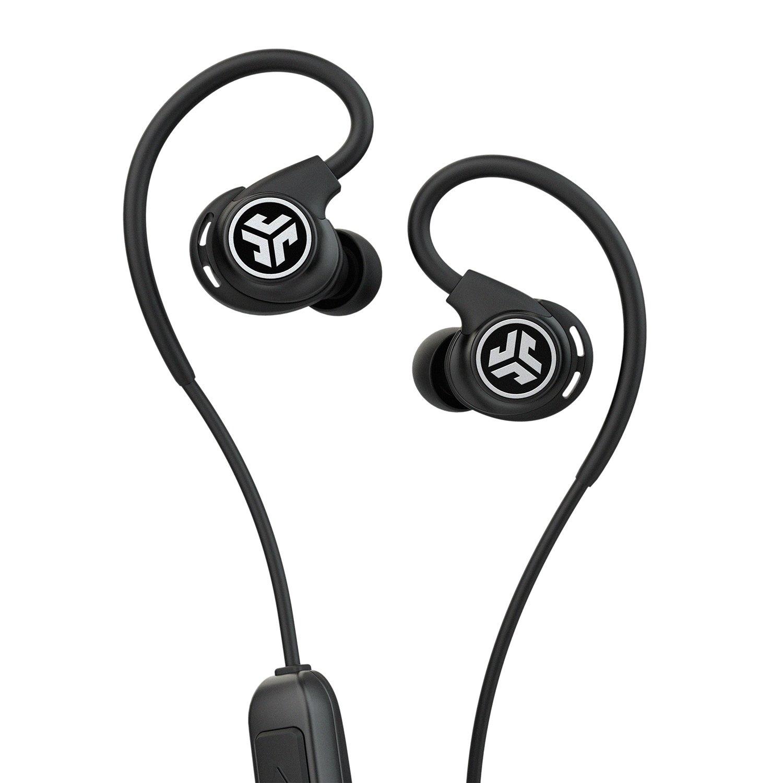 JLAB Audio Fit Sport 3 - Kabellos - Ohrb?gel - im Ohr - Nackenband - Binaural - Im Ohr - 20 - 20000 Hz - Schwarz